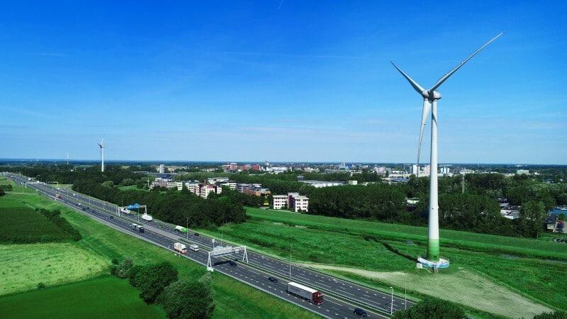 Windmolen A1 Deventer